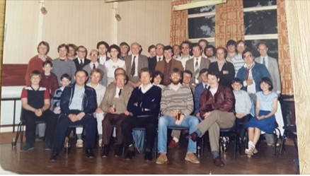 Spot the face-50 years of Woodseats Chess