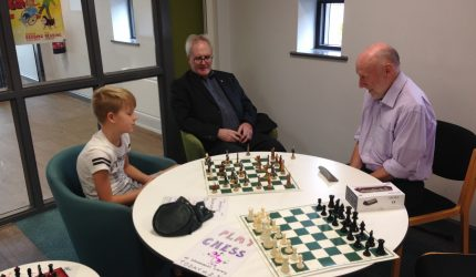 Chess in Woodseats Library-starting on Wednesday, November 14th