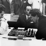 World Championship Chess at Woodseats Library
