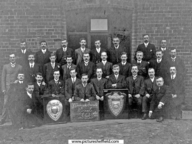 Breaking News: Woodseats Chess Club more than a hundred years old!
